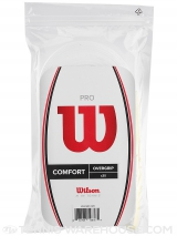 Wilson Pro Overgrip white  x30